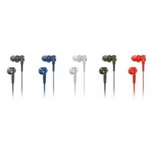 소니 이어폰 MDR-XB55AP/L 블루, 개