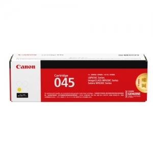 캐논 토너 CRG-045 Y 옐로우 1,300매 / CRG-045 Y, 개