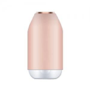 단순 휴대용 미니 가습기-300ml 핑크, 개
