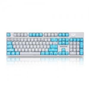긱스타 기계식 키보드 GK-802-2 블루, 카일 광축, 개