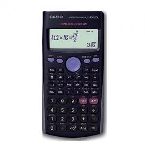 카시오 공학용 계산기 FX-350ES PLUS, 80*161*14mm, 개