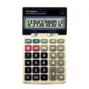 펜맨 계산기 PD-320 107*68*16mm, 개