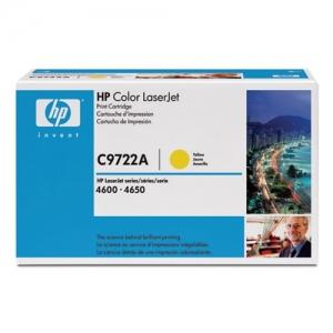 HP 토너 C9722A 옐로우 8,000매 / C9722A, 개