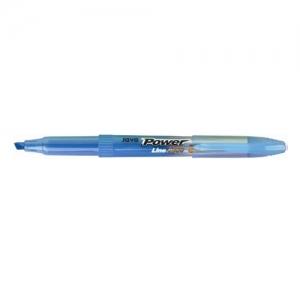 자바 파워라인 형광펜 하늘 타(12자루), 다스