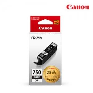 캐논 잉크 PGI-750XL PGBK 대용량 블랙 / PGI-750BK XL, 개