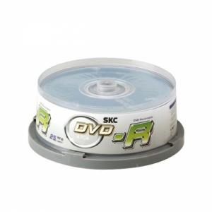 SKC DVD-R 25P 4.7GB 16x CAKE, 개