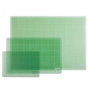 아톰 칼라 컷팅매트 A4 녹색 CM4044, 300*220㎜, 개