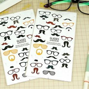 레이테크 Glasses & Mustache TB-006, 개
