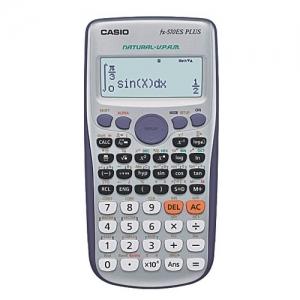 카시오 공학용 계산기 FX-570ES PLUS, 80*161*14mm, 개