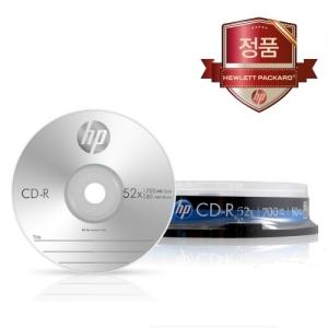 HP/CD-R(10P) / 700MB/52X, 개