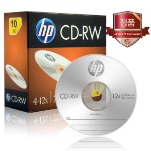 HP/CD-RW(낱장) / 700MB/52X, 개