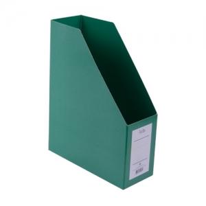 문화 종이 화일박스 F190-73 녹색, 개