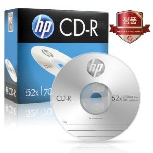 HP/CD-R(낱장) / 700MB/52X, 개