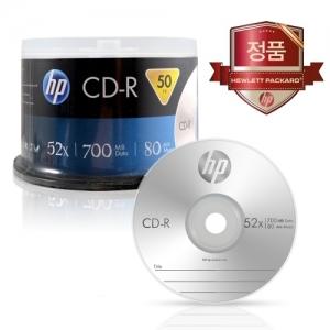 HP/CD-R(50P) / 700MB/52X, 개
