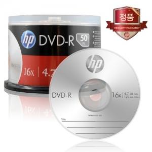 HP/DVD-R(50P) / 4.7GB/16X, 개