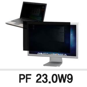 3M 프라이버시 필터 PF23.0W9, 와이드23.0형 16:9, 510*287mm, 개