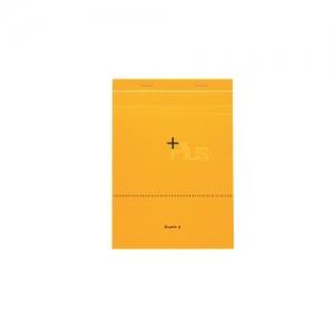 더블에이 플러스 노트패드 A5 옐로우 60매, 개