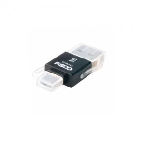 코시 OTG 카드리더기 CR1283GS, microSD전용, 개