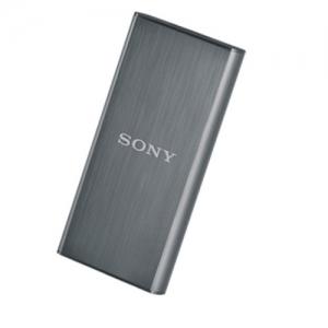 소니 외장SSD, SL-BG2, 256GB 블랙, USB3.0, 개