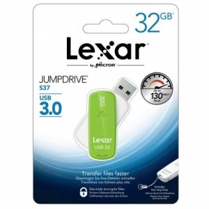렉사 USB메모리 점프드라이브 S37 32GB, 스윙 USB3.0, 개