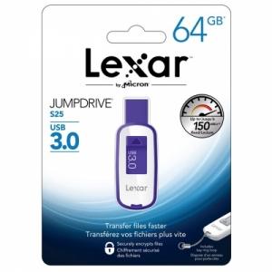 렉사 USB메모리 점프드라이브 S37 64GB, 스윙 USB3.0, 개