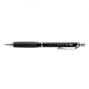 펜탈 오렌즈 러버그립샤프 0.3mm 블랙 XPP603G-A, 개