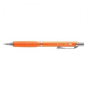 펜탈 오렌즈 러버그립샤프 0.3mm 오렌지 XPP603G-F, 개